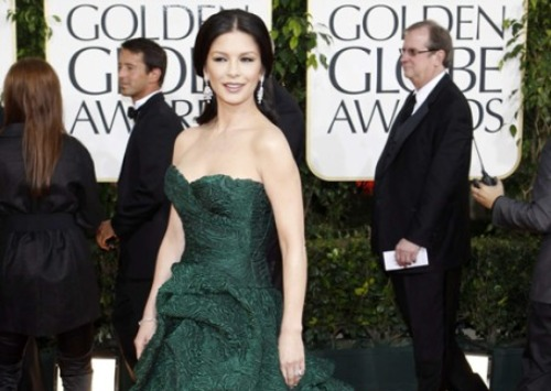 Extremele Catherinei Zeta-Jones