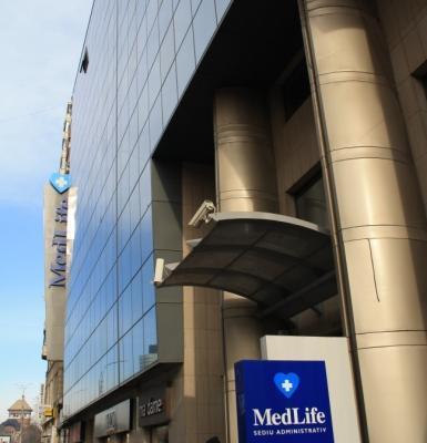 Centrul Medical MedLife Victoriei, Bucuresti