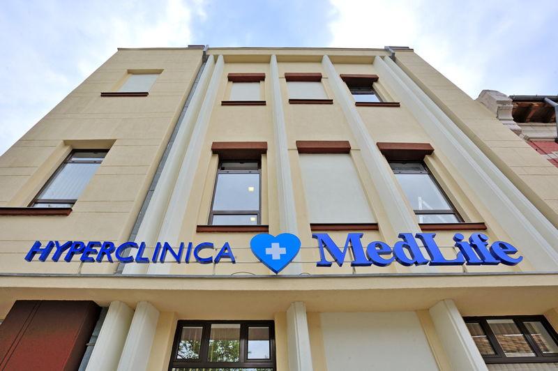 Galerie Foto Hyperclinica MedLife Galati