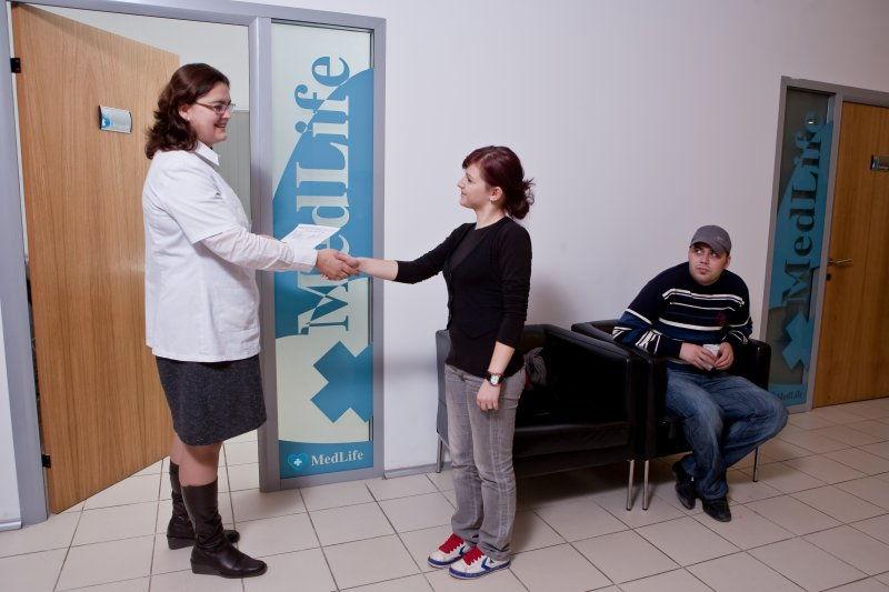 Galerie Foto Hyperclinica MedLife Favorit