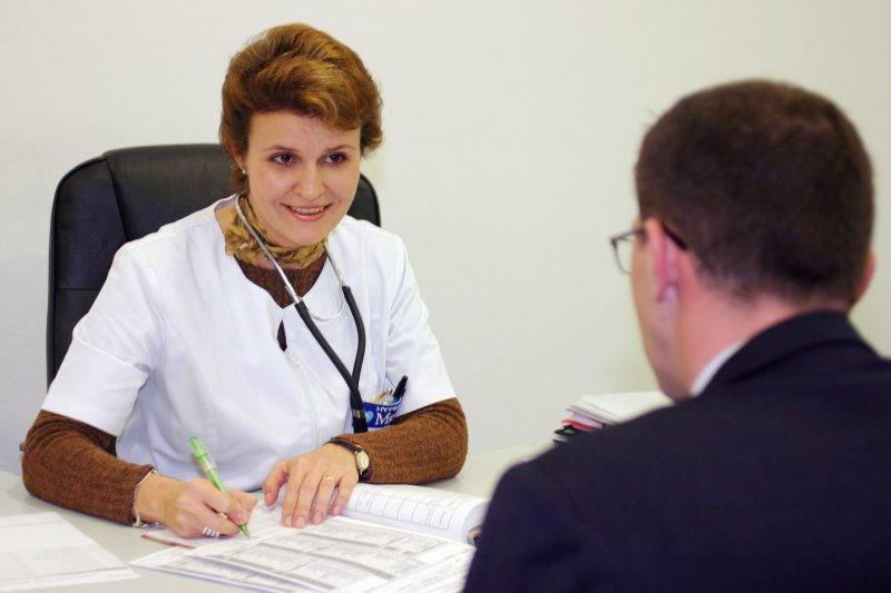 Consultatie Hyperclinica MedLife Grivita