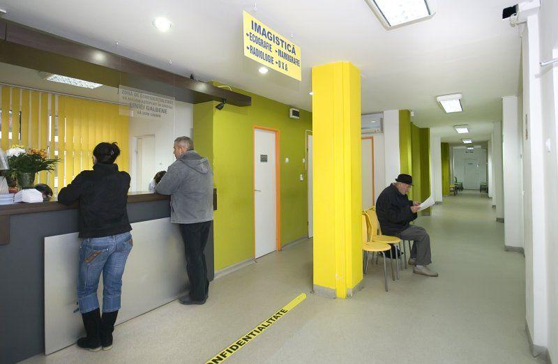 Galerie Foto Hyperclinica MedLife PDR Vulturului Brasov