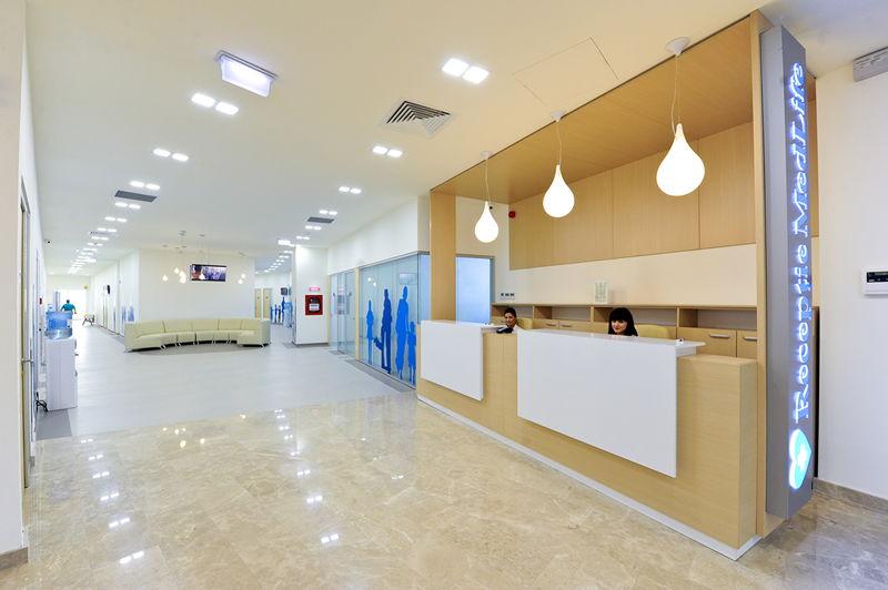 Galerie Foto Hyperclinica MedLife Berceni