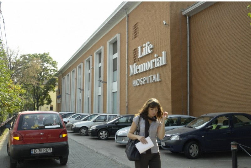 Life Memorial Hospital Bucuresti