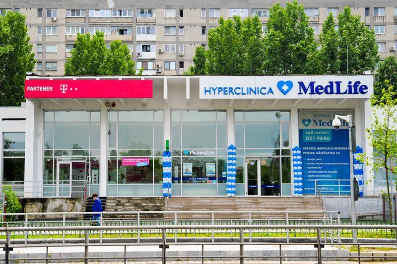 Galerie foto Hyperclinica MedLife Titan