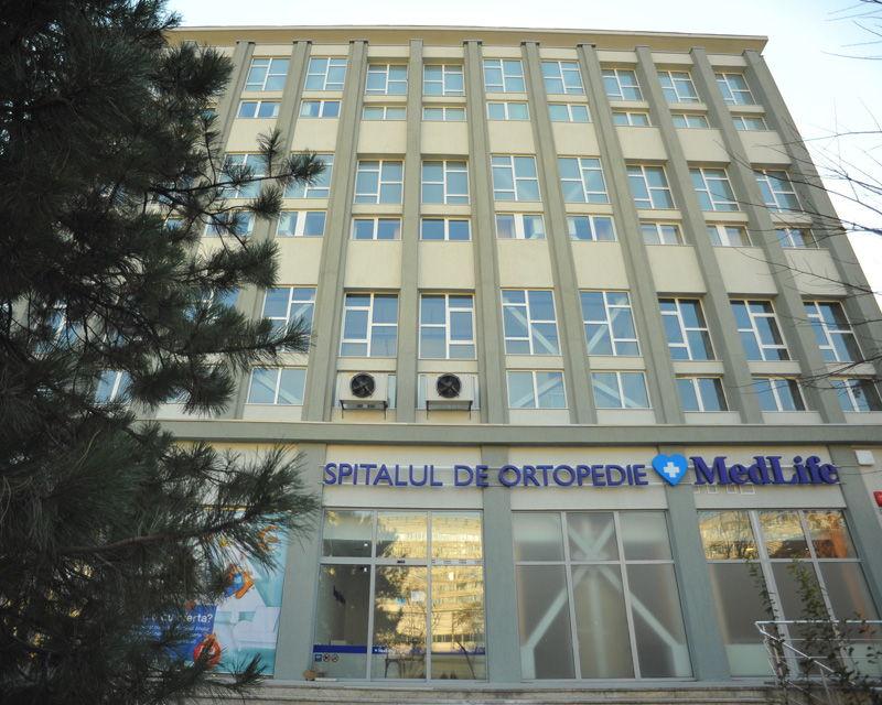 Galerie Foto Spitalul de Ortopedie Medlife Bucuresti