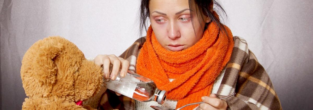 tuse oboseala pierderea apetitului corpului)