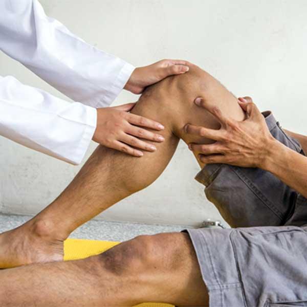 anestezie de artroză la genunchi)