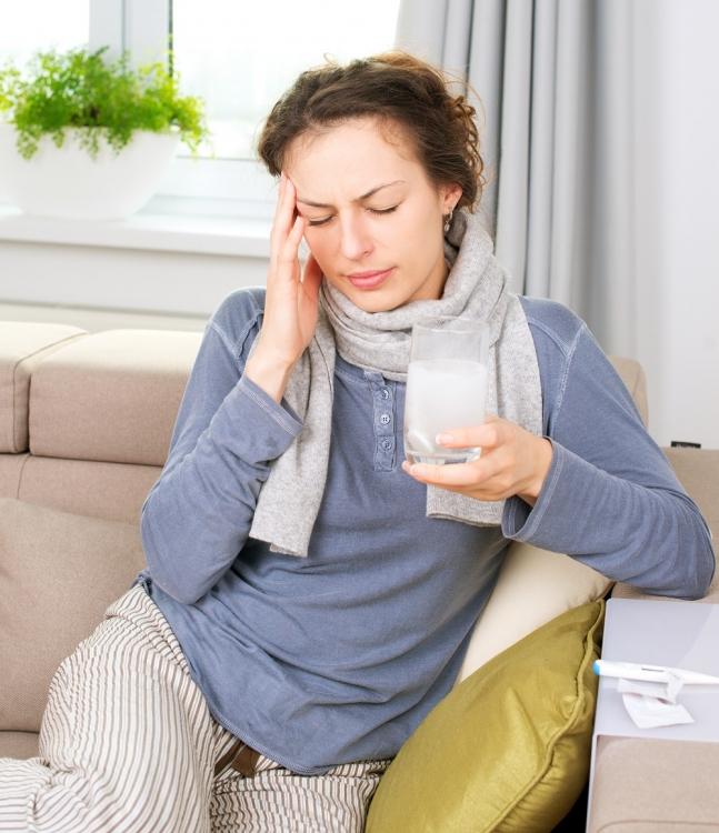 Raceala versus gripa: care sunt diferentele