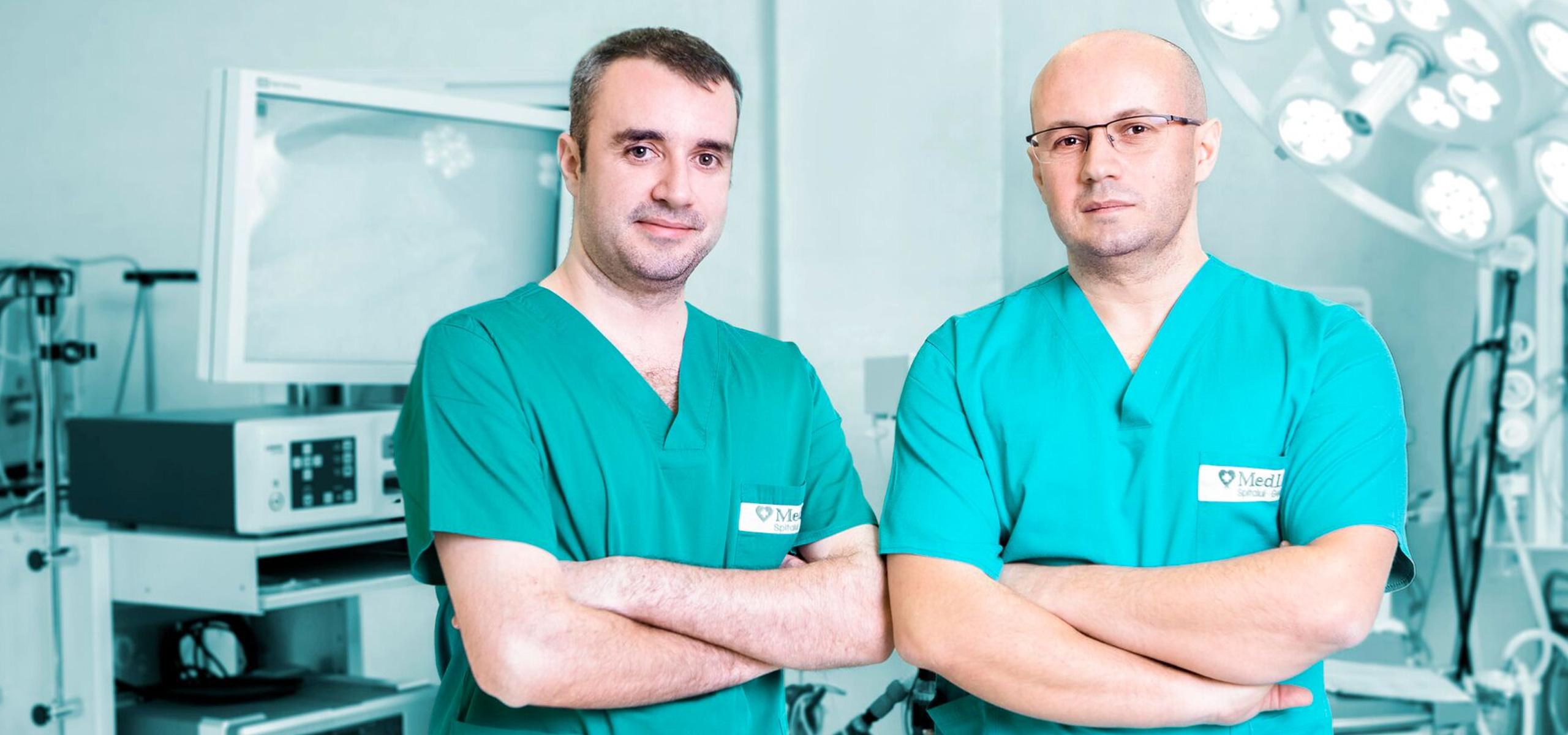 Premiera Chirurgiala MedLife Genesys