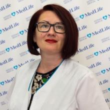 Olari Diana Georgeta,Medic Primar