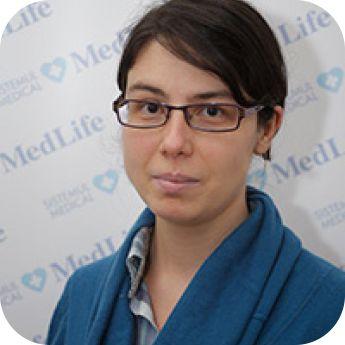 Albu Alice-Ioana,Medic Specialist
