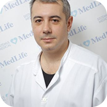 Albu Dragos-Nicolae,Medic Primar Obstetrica - Ginecologie, Doctor in medicina