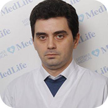 Benga Adrian Liviu,Medic Specialist