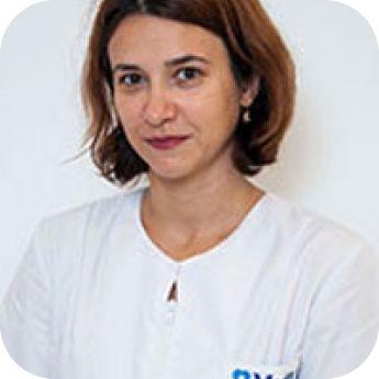 Bidiga Raluca,Medic Specialist