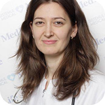 Bosoanca Steluta,Doctor