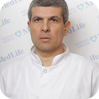 Cuzino Dragos,Medic Primar, Doctor in Stiinte Medicale