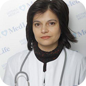 Dede Maria,Medic Specialist
