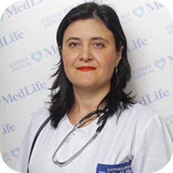Dinescu Daniela,Medic Specialist Medicina de Urgenta
