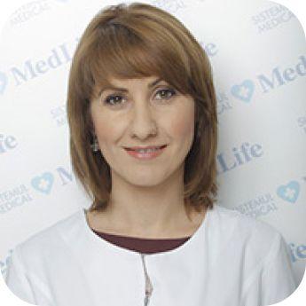 Dragutescu Anca,Medic Specialist