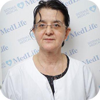 Gache Doinita,Medic Primar, Doctor in Stiinte Medicale