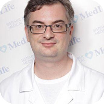 Iacob Razvan Andrei,Medic Primar, Sef de Lucrari