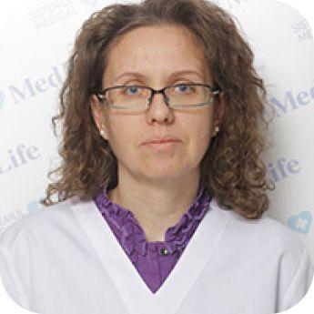 Indries Dochita-Veronica,Medic Primar