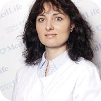 Lazar Marina,Medic Specialist
