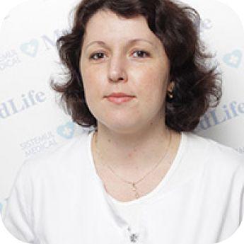 Melinte Diana,Medic Specialist