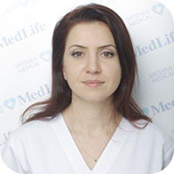 Mizdran Stefania - Iuliana,Medic Primar