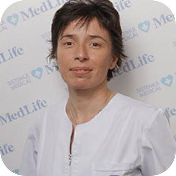 Olteanu Raluca - Gabriela,Medic Primar