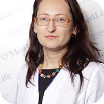 Oprea Gilia-Claudia,Medic Specialist