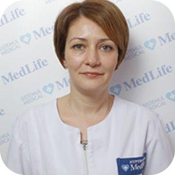 Patentasu Cristina Ecaterina,Medic Primar