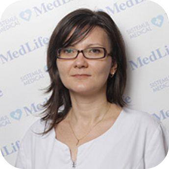 Petrescu Lacramioara Gabriela,Medic Primar