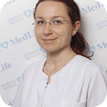 Podasca Oana,Medic Specialist