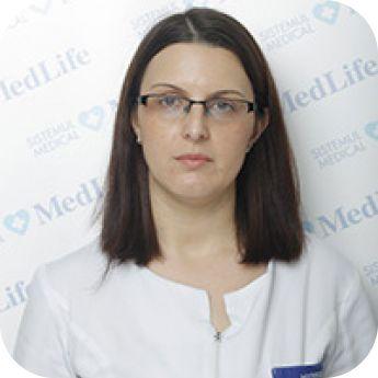 Popa Loredana Ionela,Medic Specialist