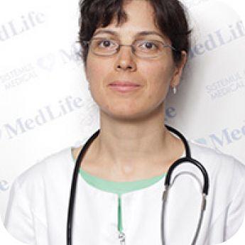 Popescu Florentina,Medic Specialist