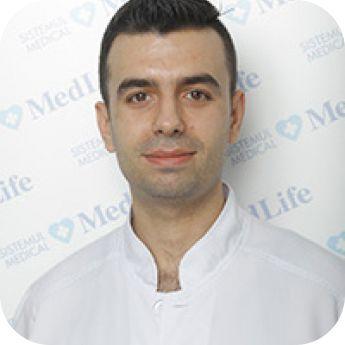 Popescu Valceanu Horatiu,Medic Specialist, Doctor in Medicina