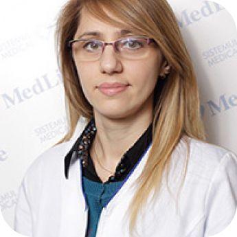 Poroineanu Claudia-Raluca,Medic Psihiatru Specialist