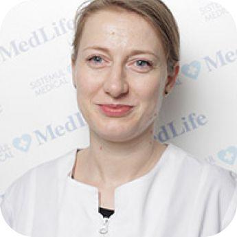 Posea Alina,Medic Specialist