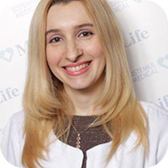 Posoiu Ruxandra,Medic Primar