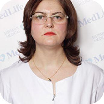 Raileanu Corina,Medic Primar