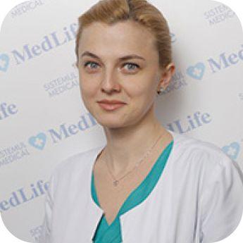 Savu Iulia,Medic Specialist