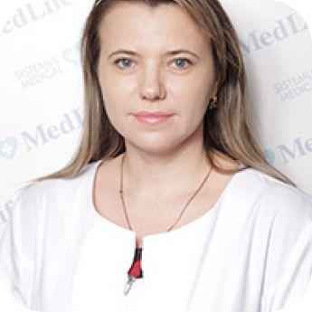 Stegarescu Natalia,Medic Primar