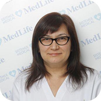 Stoian Paula,Medic Specialist