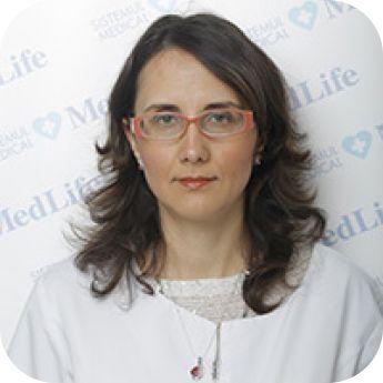 Manolache Daniela,Medic Specialist