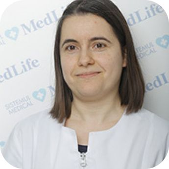 Tabacu Oana-Raluca,Medic Specialist