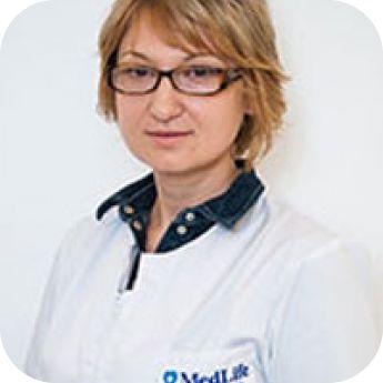 Tane Georgiana,Medic Specialist