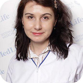 Toboc Patricia-Daniela,Medic Specialist