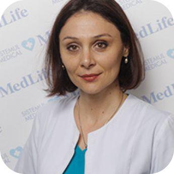 Vasilescu Mihaela Elena,Medic Primar
